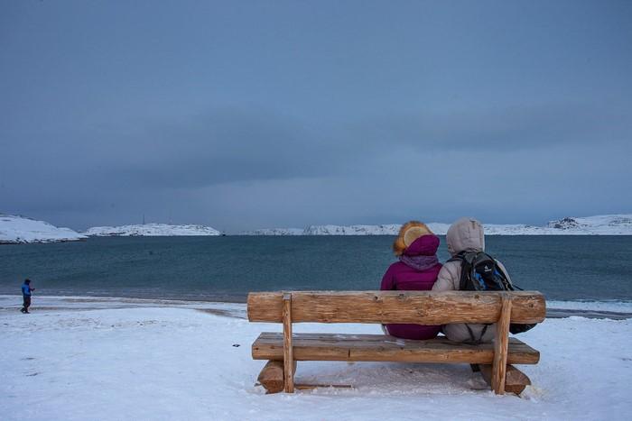 Возьмите с собой в Мурманск теплые вещи