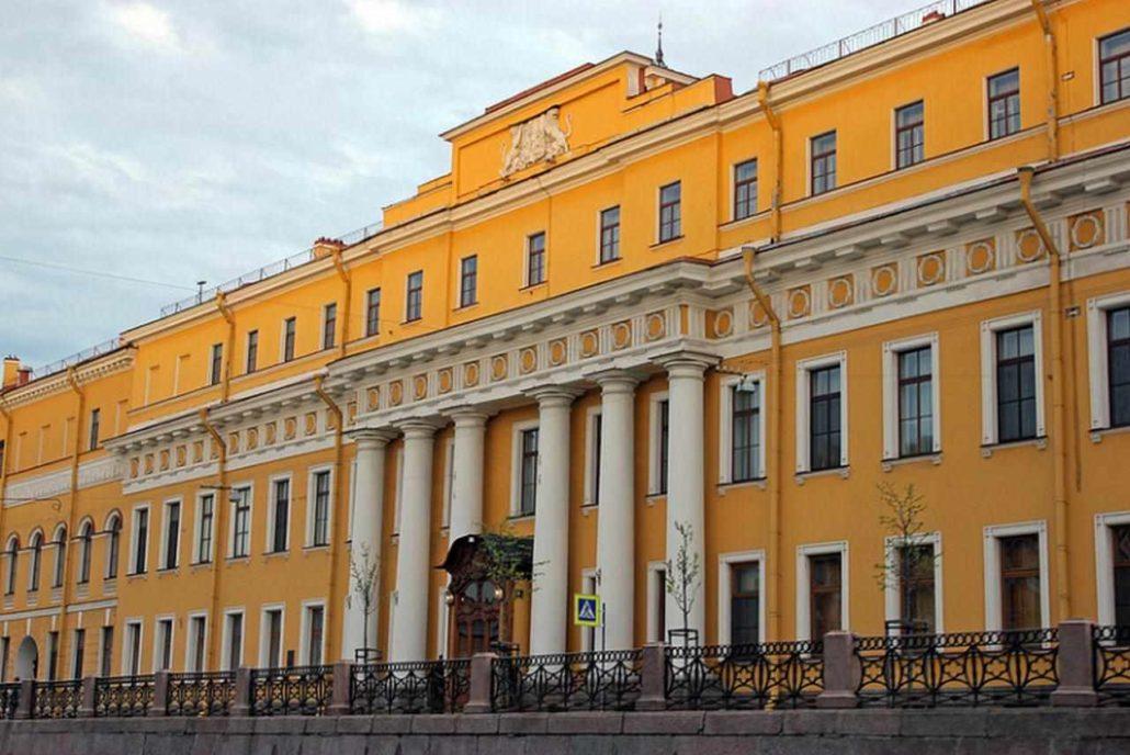 Дворцы Санкт-Петербурга